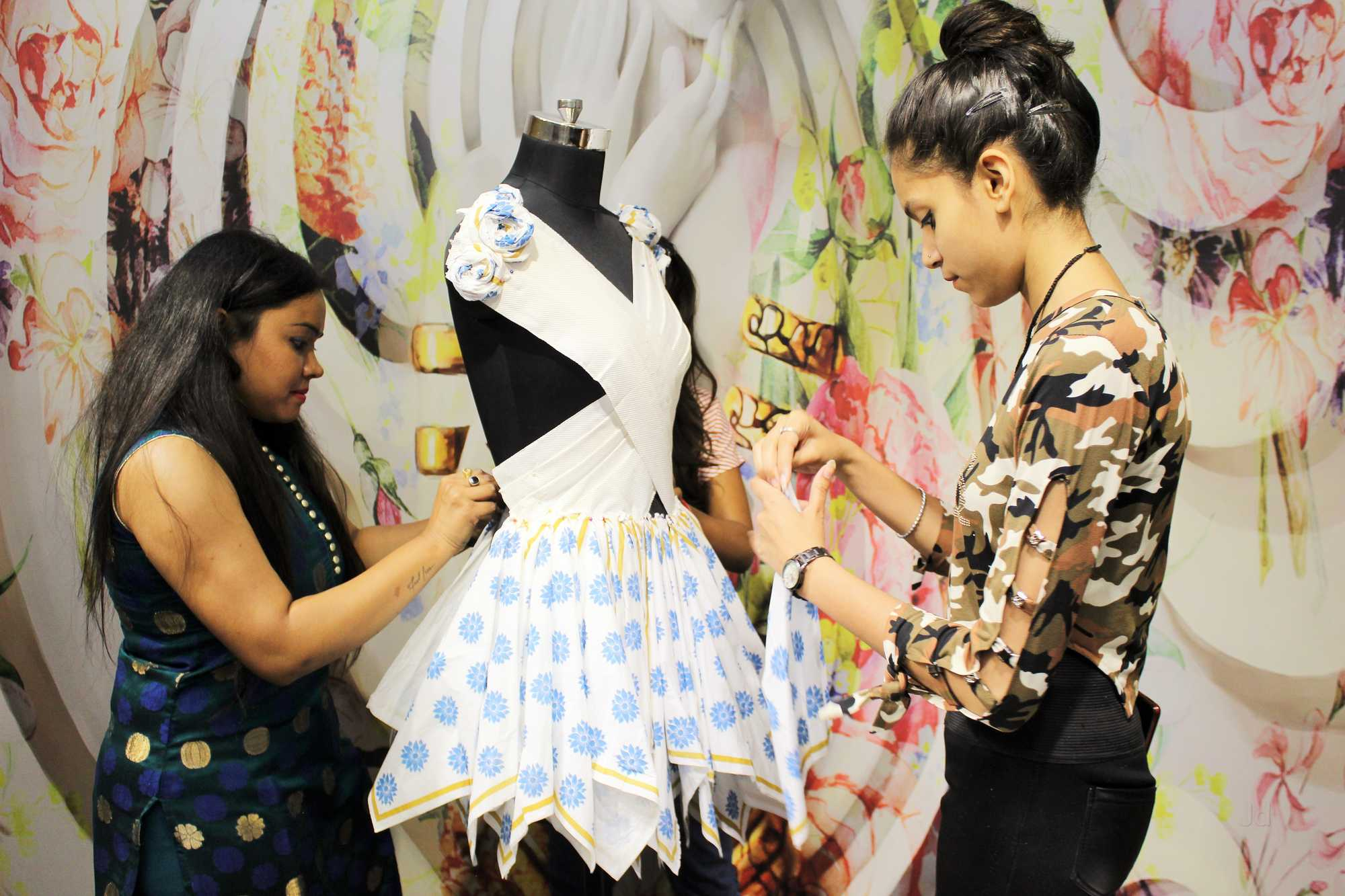 Best Fashion Designing Course Interior Designing Courses In Delhi Edu Brain Academy