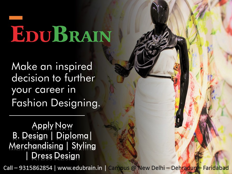 Amazing Opportunities of Fashion Designing