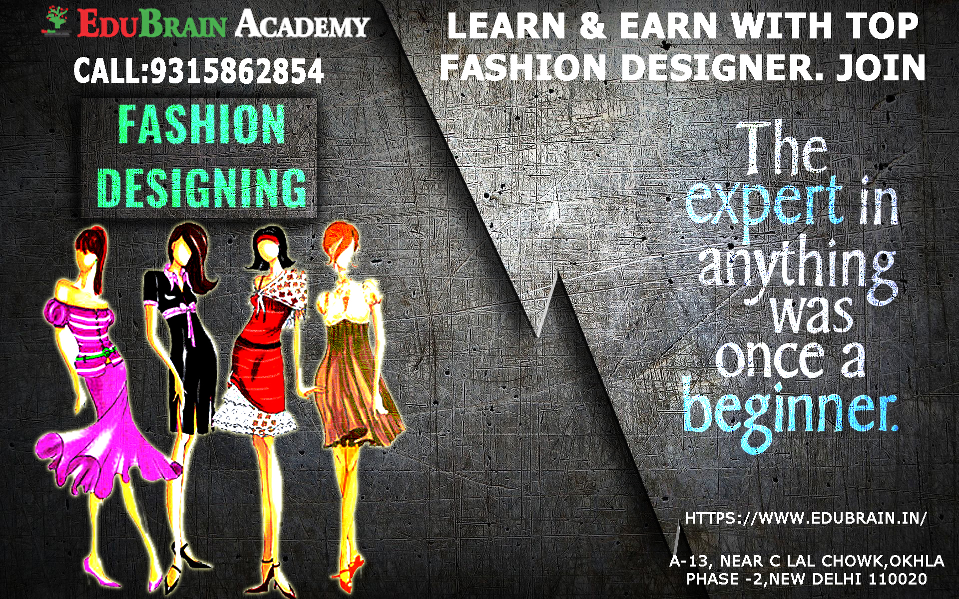 Scope of Vocational Training courses in Design Field – Edu Brain Academy